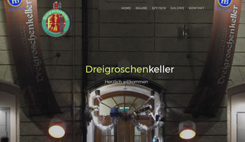 Dreigroschenkeller Webseite